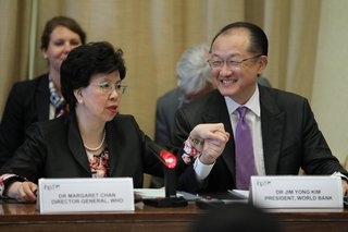 Global health leaders reaffirm their commitment to the development effectiveness agenda