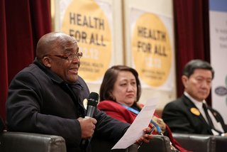 Thailand, South Africa and the Rockefeller Foundation give fresh support to UHC2030