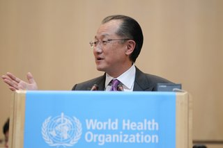 World Bank President on IHP+ at the World Health Assembly