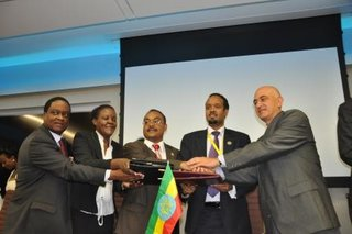Ethiopia: new Joint Financing Arrangement